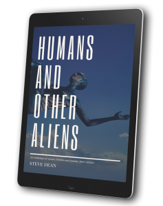 Steve Dean Anthology Cover